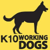 Logo K10 Workingdogs